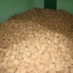 Briquette Production 1