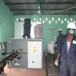 Briquette Production 3