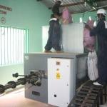 Briquette Production 5