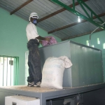 Briquette Production 9
