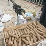 Briquette Production 14
