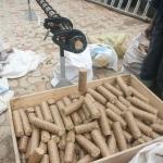 Briquette Production 15