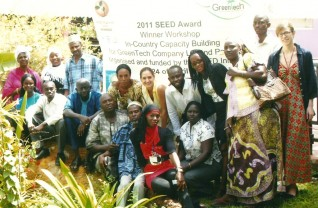 SEED Award in-country workshop